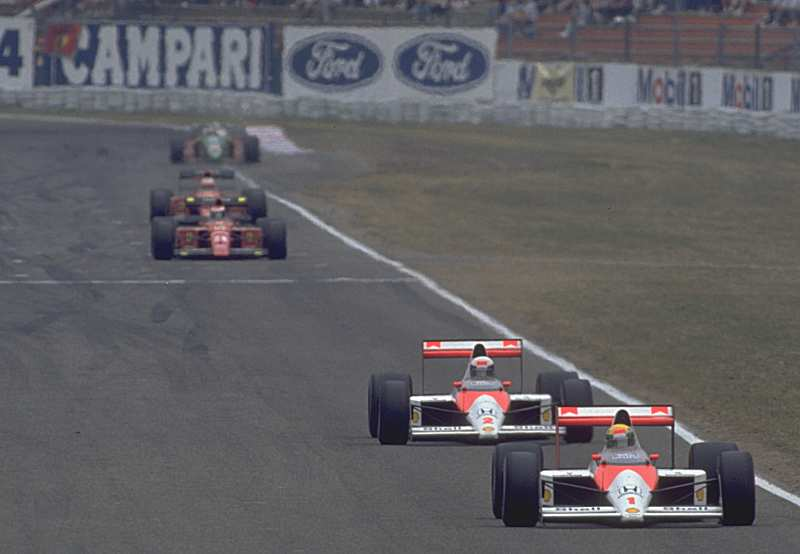 German Car Racing